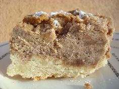 Crumb Cake: Cross-Section