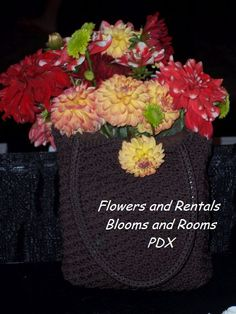 Creative Floral Designs for Weddings and Special Events---by Blooms and Rooms PDX