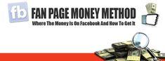 Fan Page Money method - review  |earn money online|:   FUN PAGE MONEY METHOD - REVIEW   This all happen...