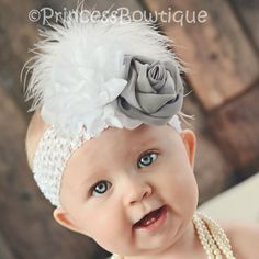 414a63a2b343 422 Best Vintage Baby Headbands images