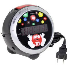 November W3 Member Special W3 MEMBER SPECIAL: M&M's M10CR7 Projection Clock Radio  Reg. Price: $51.18  Our Price: $23.36 (3403 MRP)  You Save: $27.82 (54%) arrow Not a W3 Member? Join free HERE.