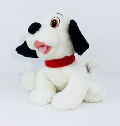 Disney Store Exclusive Tag 101 DALMATIANS Lucky Plush Stuffed Animal Puppy Dog  | eBay