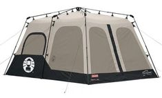 Need a durable and reliable camping tent option? We found that the Coleman 8 person instant family camping tent will be a good option for you. Kids Camping Chairs, Best Tents For Camping, Cool Tents, Tent Camping, Camping Gear, Outdoor Camping, Outdoor Gear, Camping Essentials, Family Tent