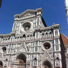 Florence Cathedral ~ Florence, Italy