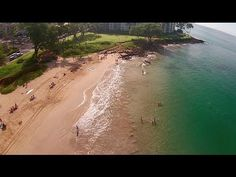 Kamaole Beach Park 1 - Kihei, Maui, Hawaii  The condo is closest to this beach. Can see from the lanai.