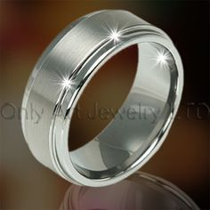 Tungsten Wholesale Rings OAGR0105 Model Number OAGR00105 Jewelry Type Rings   Place of Origin Guangdong, China (Mainland)   Brand Name OA   Rings Type Engagement Bands or Rings   Jewelry Main Material Tungsten