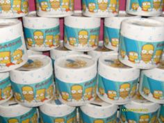 OSADIA: cumple de los simpsons de gaby