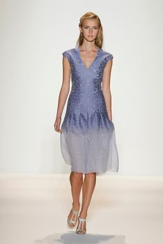 Lela Rose - Spring Collection 2012 - Look 32