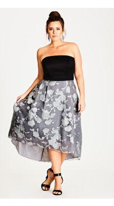 Shop Women's Plus Size Women's Plus Size Party Dress   City Chic USA