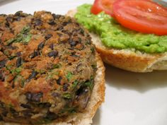 Quick and Easy Veggie Burgers | Cookbook Cooks
