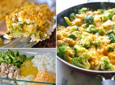 Chicken Broccoli Rice Casserole Is Comfort Food | The WHOot