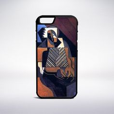 Juan Gris - Seated Peasant Woman Phone Case – Muse Phone Cases