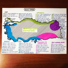 Cografya – Dünya mutfağı – The Most Practical and Easy Recipes 2nd Grade Geography, Five Themes Of Geography, Middle School Geography, Geography Revision, Gcse Geography, Geography Quiz, Geography Worksheets, Ap Human Geography, Geography Activities