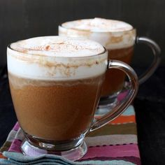 We are trying these homemade pumpkin spice lattes in the showroom-TOMORROW! Come join us for one!
