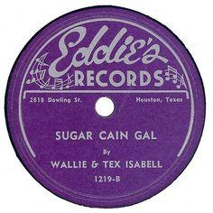 Eddie's Records Label