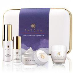 Ritual Discovery Kit | Sample Travel Size Skincare Trial Set | Tatcha