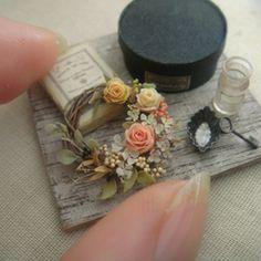 sanae taira miniature clay artist
