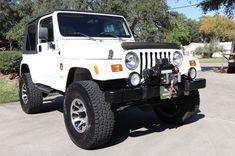1998 Jeep Wrangler Sahara Beach Buggy Truck League City