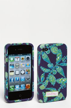 Lilly Pulitzer 'Fallin' in Love' iPhone 4 Case | Nordstrom