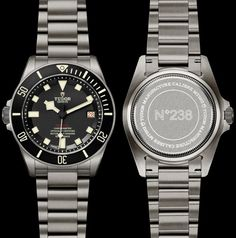 the world\'s watch information resource Cool Watches, Rolex Watches, Watches For Men, Tudor Bronze, Tudor Pelagos, Tudor Submariner, Designer Jewelry Brands, Rolex Tudor, Watch Blog