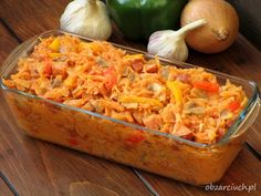 Ratatouille, Macaroni And Cheese, Food To Make, Food And Drink, Menu, Rice, Snacks, Chicken, Dinner