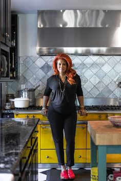 I knew I loved Kelis! A Visit to Kelis's Kitchen and Choc chip cookie with potato chips recipe