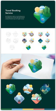 hand drawn illustrations graphic design 2018
