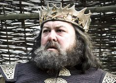 Robert Baratheon: The First of His Name. Black of Hair...