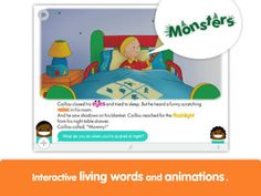 Free offer: Caillou: What's That Funny Noise? - i Read With learning method for preschool kids is free now (limited time offer)! Free Games For Kids, Learning Methods, Caillou, Educational Programs, Early Childhood, Free Apps, Preschool, Reading, Multi Sensory