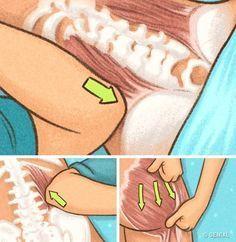 astuce massage du coude