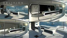Thom Tenery | OBLIVION Concept Art