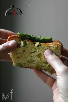 cake di asparagi