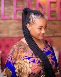"Lida Mwaipaja on Instagram: ""Kesho Jumatano Tupo Wazi Kama Kawaida Karibu Tukuhudumie, Tupo Sinza Madukani Kituoni.  For Apppintments Pls Contact Us On 0754 930 960…"" Contact Us, Braided Ponytail, Braids, Hair Styles, Instagram, Bang Braids, Hair Plait Styles, Braid Hairstyles, Hairdos"