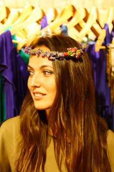 Fashion  Flower crown by The Boj