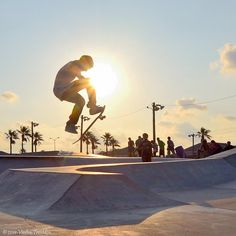 The Galveston.com Skate Cam offers a great view of the Johnny Romano Skate Park located at 2119 27th St. The park is free to everyone, and features an all concrete park, large bowl, vertical up to 12 feet high, and a large cradle.