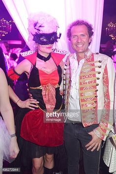 PARIS, FRANCE - NOVEMBER 07: Cyrielle Joelle and Nicolas Mereau... #mereau: PARIS, FRANCE - NOVEMBER 07: Cyrielle Joelle and… #mereau