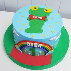 Sapo pepe cake
