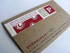 creative business cards - Google Search