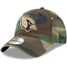 385b14de5 Youth Arizona Cardinals New Era Woodland Camo Core Classic 9TWENTY  Adjustable Hat