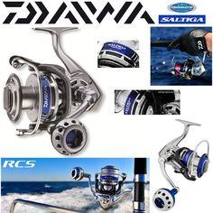 Daiwa Saltiga 4500 H
