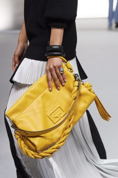 Trendy purses - Givenchy Bets Big on NonTraditional Shapes With Its Spring 2020 Bags – Trendy purses Popular Handbags, Trendy Handbags, Cute Handbags, Kate Spade Handbags, Fashion Handbags, Purses And Handbags, Leather Handbags, Cheap Handbags, Leather Totes