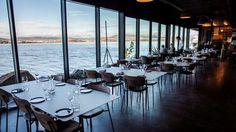 Signalen Sjøbad byr på raus, men uraffinert mat i fine lokaler. Ceviche, Oslo, Conference Room, Restaurant, Table, Men, Furniture, Home Decor, Decoration Home