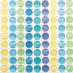 "Covington Connect The Dots Isle Waters 57"" Fabric"
