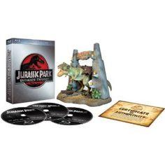Jurassic Park box set