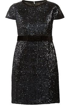 WANT this beautiful sequin mini dress! Ketsia sequined mini dress