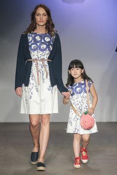 Oilily at Amsterdam Fashion Week. Picture made by Team Peter Stigter.