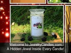 Find Jewelry In Candles at JewelryCandles.com !