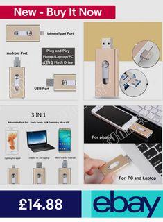 Sundely USB Flash Drives #ebay #Computers/Tablets & Networking Wireless Lan, Usb Flash Drive, Ipad, Iphone, Computers, Usb Drive
