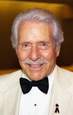 """Actor Efrem Zimbalist Jr. of """"The F.B.I."""" and """"77 Sunset Strip"""" died on May 2, 2014 at his ranch in Solvang, California.  He was 95 years old."""