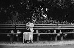 Richard Kalvar New York City. USA (1968)